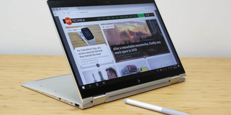 HP Elitebook x360 1040 G5 review: A little bit bigger, a little bit better