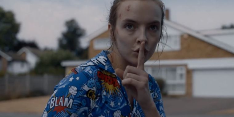 Our favorite psychopath, Villanelle, is back in trailer for Killing Eve S2