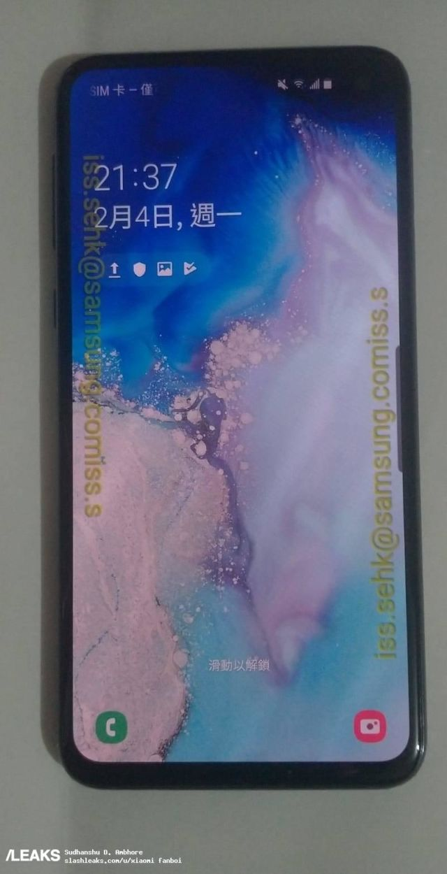 The Samsung Galaxy S10 is coming! Here's what to expect | Ars Technica