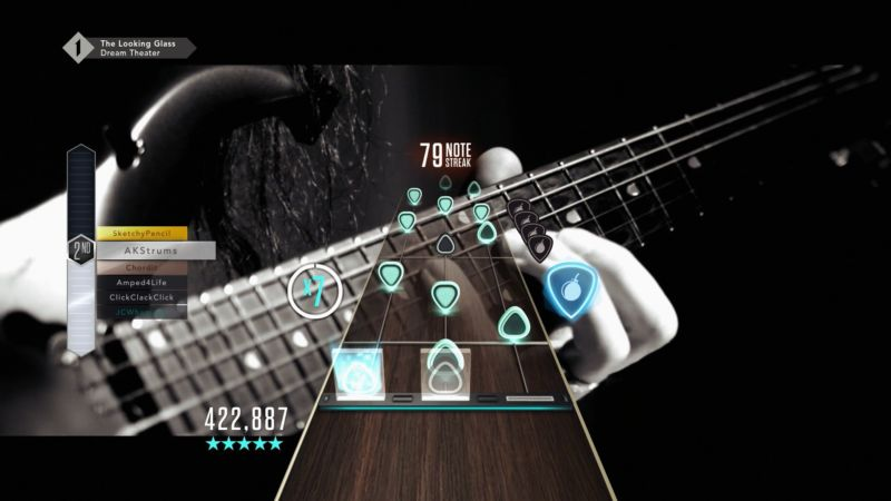 You could get paid for your now-crippled version of <em>Guitar Hero Live</em>.