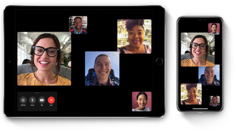 Apple releases iOS 12.1.4, fixes iPhone FaceTime spying bug