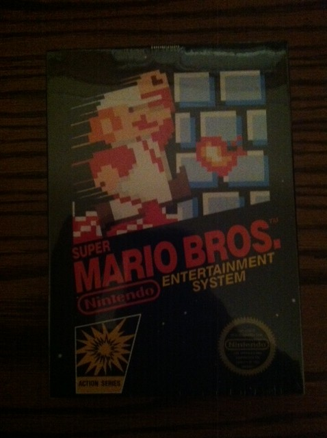 """$100K Mario seller: """"It's probably the wrong move, long term, to"""