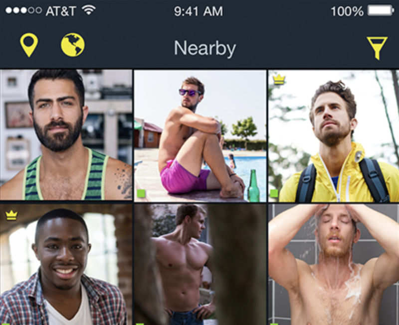 "The Jack'd dating app allowed men to upload ""private"" photos--but stored them open to public viewing, the same as the rest."