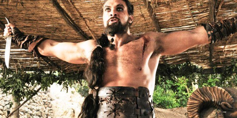 Khal Drogo Actor