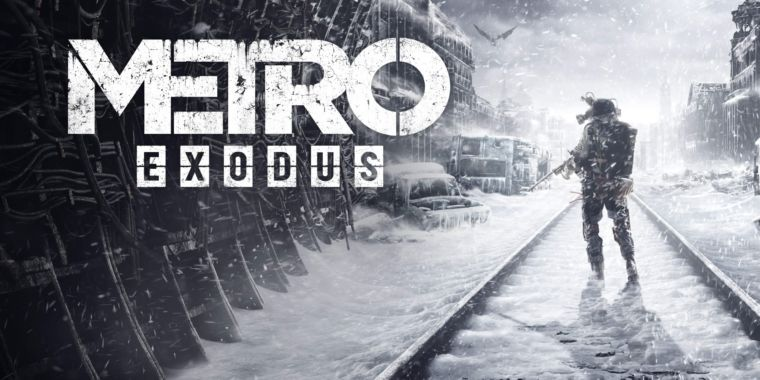 Metro Exodus: A beautiful, brutal single-player game—with
