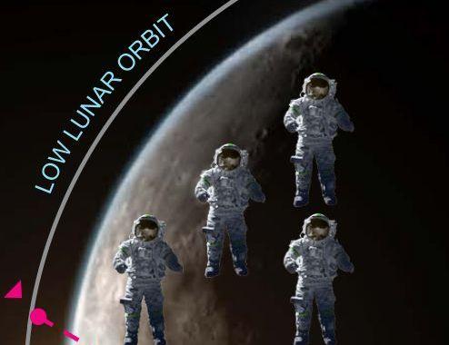 NASA has taken a significant step toward human landings on the Moon