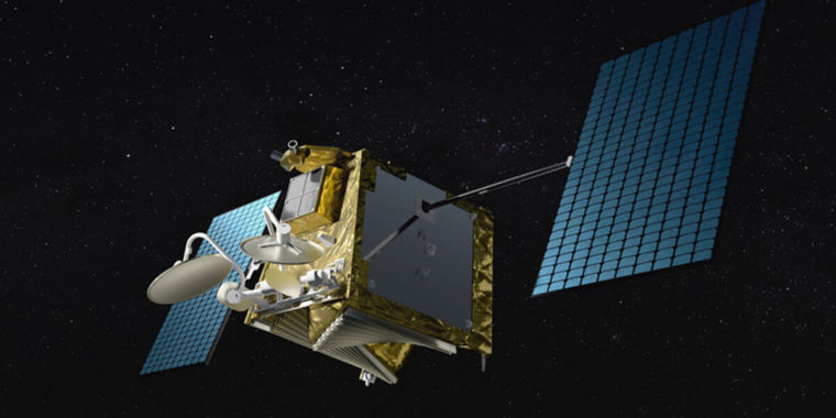 After delays, OneWeb launches its first six low-Earth broadband satellites