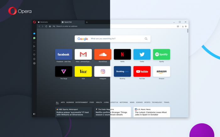 Opera Reborn 3: No modern browser is perfect, but this may