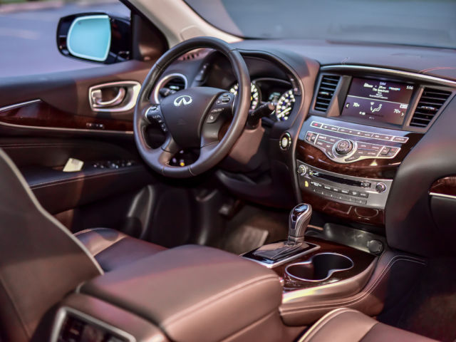 Ticking all the boxes: Infiniti QX60 review | Ars Technica