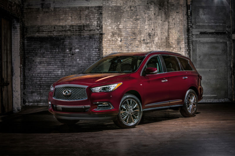 Ticking all the boxes: Infiniti QX60 review