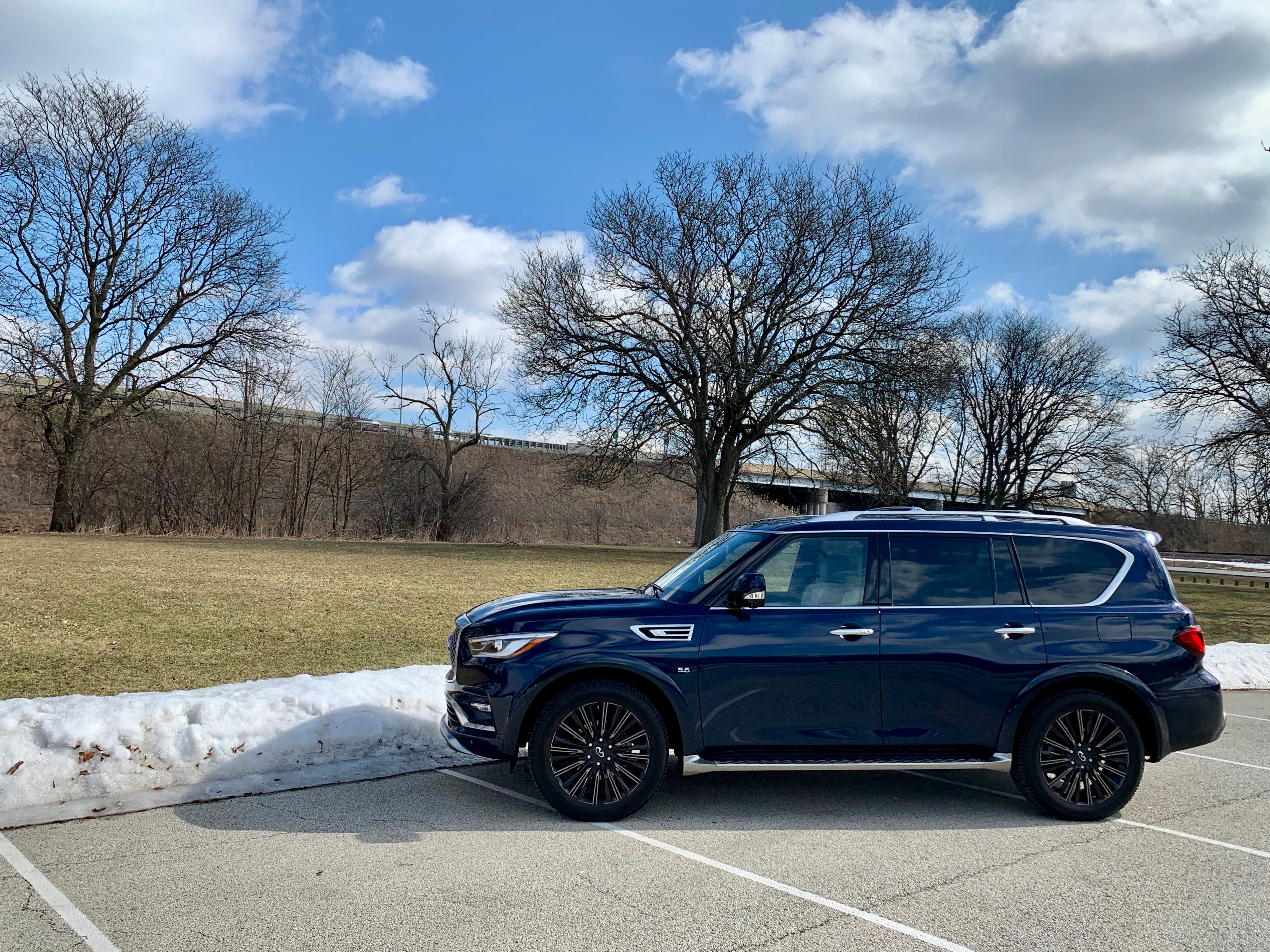 Past Its Expiration Date Infiniti Qx80 Review Ars Technica