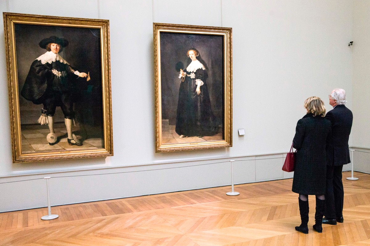 """Scientists solve the mystery of Rembrandt's """"impasto"""" paint recipe"""