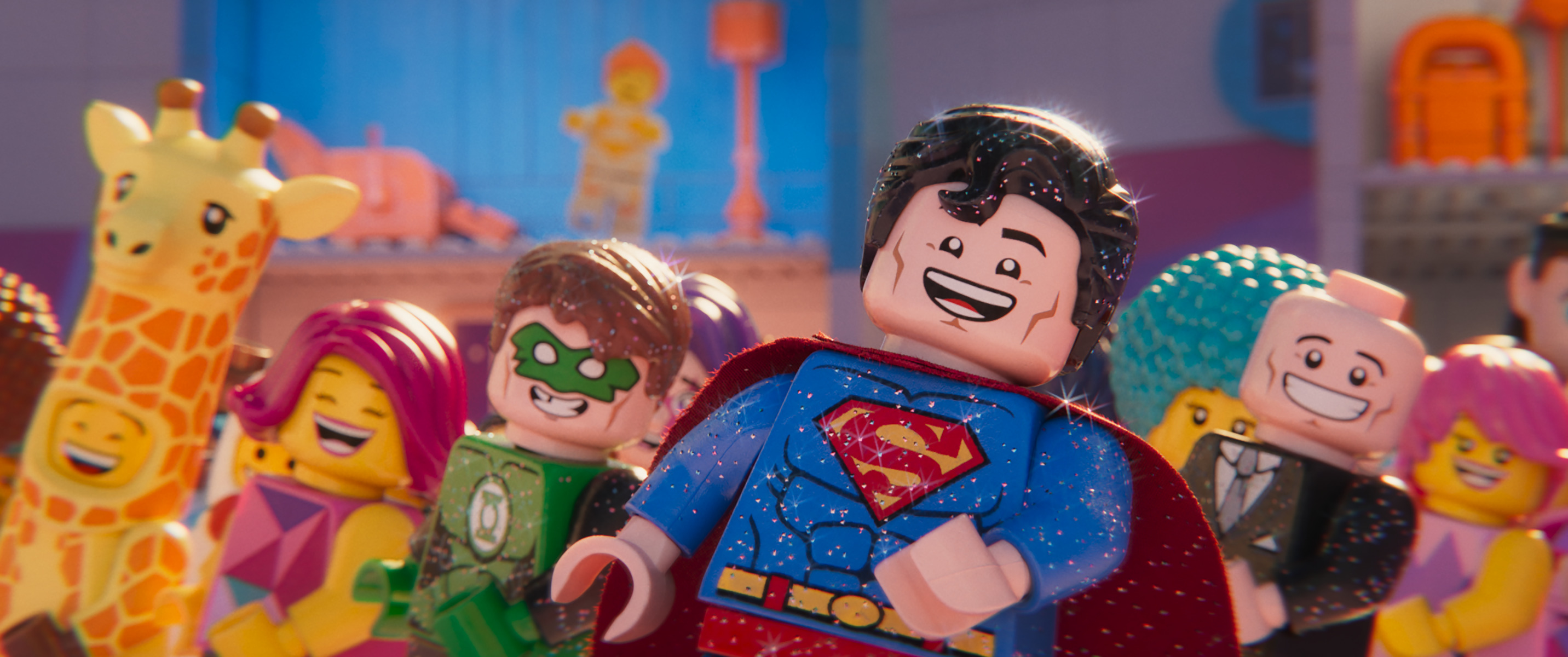 "As Ars' chief ""ugh DC Studios films"" naysayer, I gotta hand it to <em>Lego Movie 2</em>: its judicious application of pop-culture references, including some great Justice League moments, is top-notch."