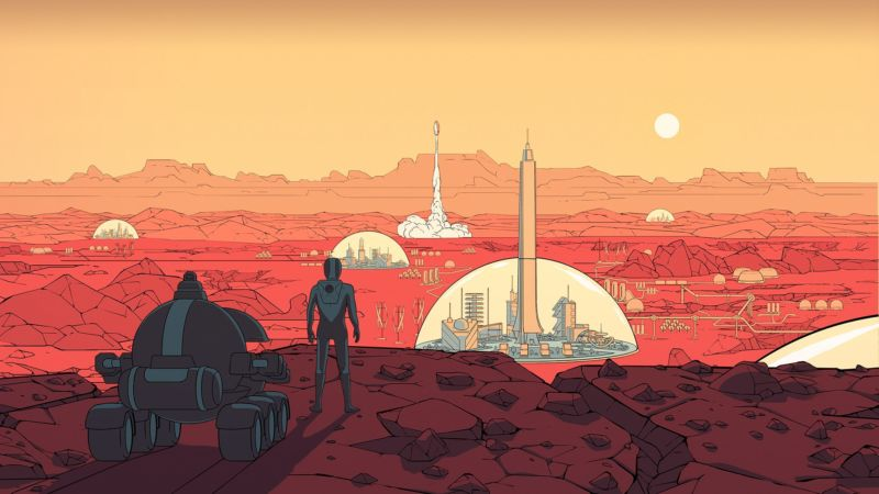 <em>Surviving Mars</em> will be the first Xbox One game to allow the upload of user-created mods without pre-approval.