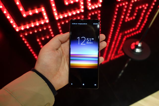 Sony Xperia 1 at MWC 2019: Price, specs, release date | Ars Technica