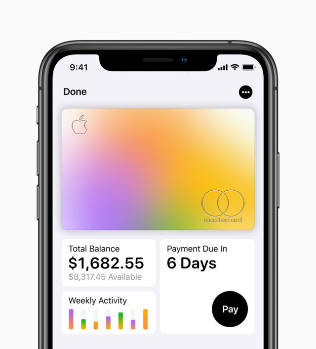 arstechnica.com - Megan Geuss - Apple debuts its own credit card with a physical version to complement the app