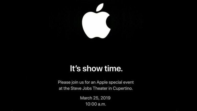 The event invite strongly hints at the upcoming video service.