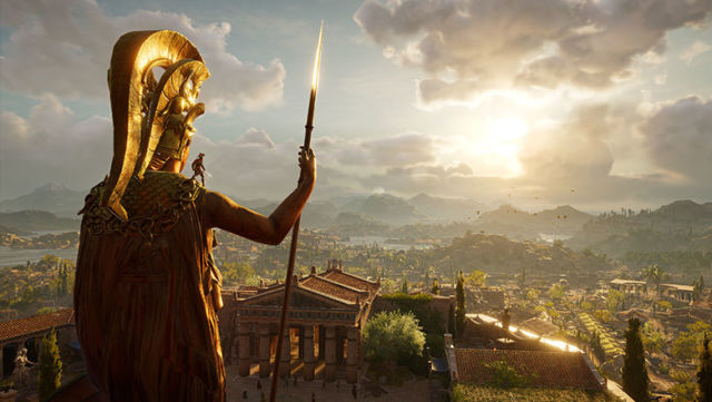<i>Assassin's Creed Odyssey </i>is on sale ahead of the release of the next<em>AC </em>game,<em>Valhalla</em>.