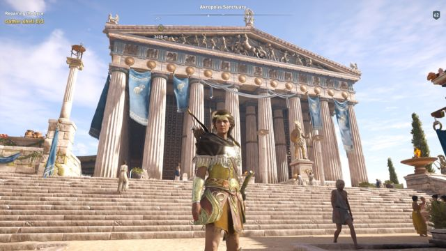 I played 11 Assassin's Creed games in 11 years, and Odyssey made