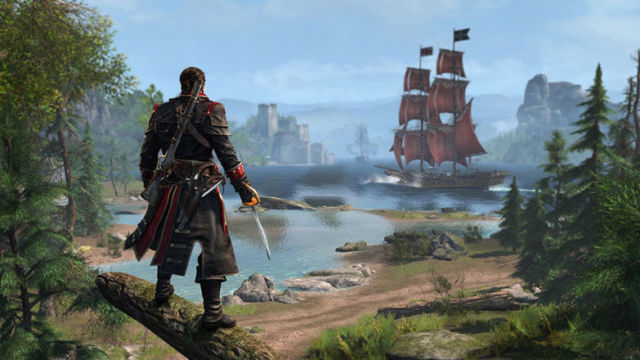 I played 11 Assassin's Creed games in 11 years, and Odyssey