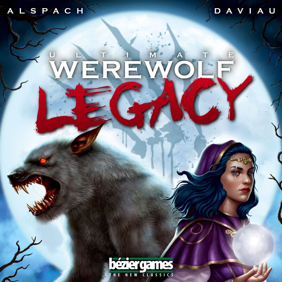 Board game review: Ultimate Werewolf Legacy   Ars Technica