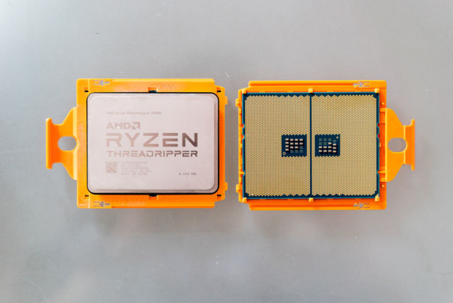 AMD's Threadripper 1920X processor isn't exactly new at this point, but it's down to a new low today.