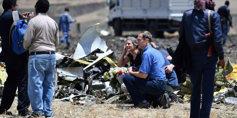 """737 MAX Crashes """"linked"""" by Satellite Track Data, FAA Says"""