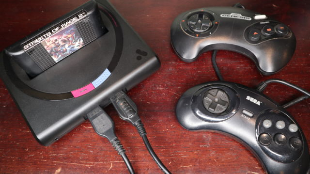 The Analogue Mega Sg answers why anyone would pay $190 for a