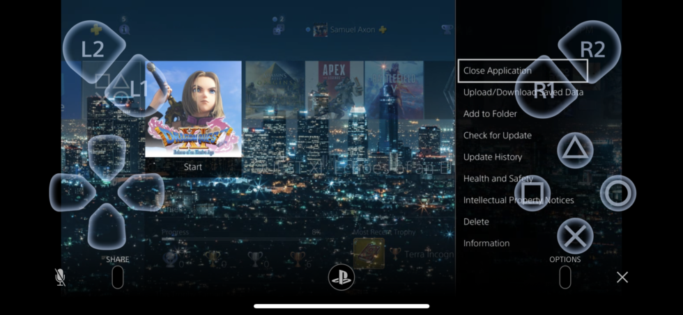 iPhones get PS4 Remote Play almost 5 years after Sony Xperia
