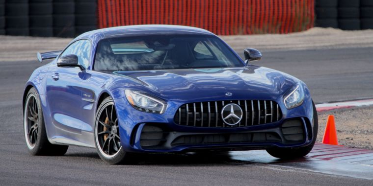 Don't buy a Mercedes-AMG GT R unless you plan on taking it to the track
