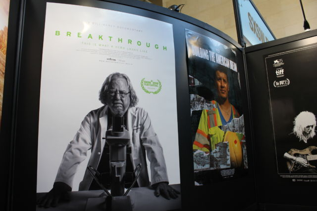 Breakthrough, the rare science documentary that feels like a