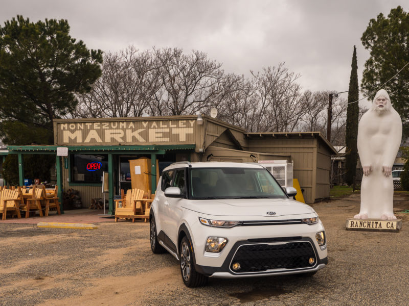 2020 Kia Soul Full Review >> The 2020 Kia Soul The Boar With A Backpack Busts A Move