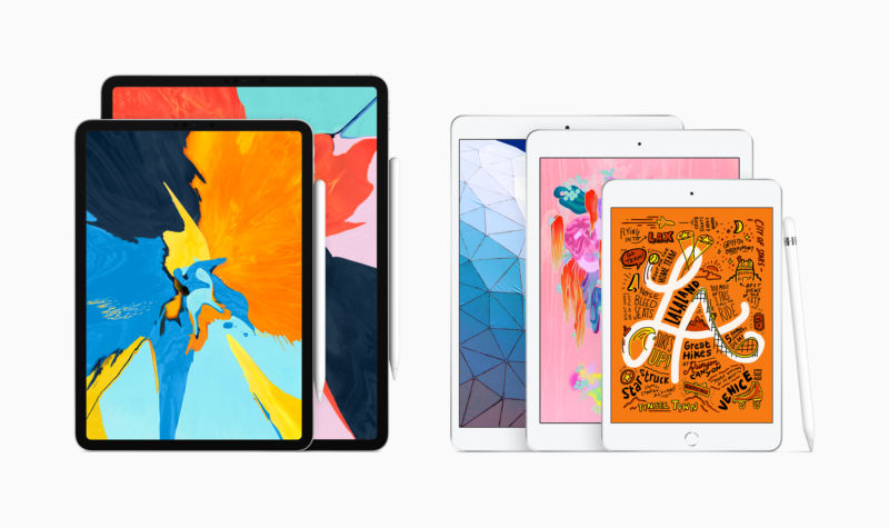 Apple Cranks Out New iPads Ahead Of New Media & Movie Package Launch