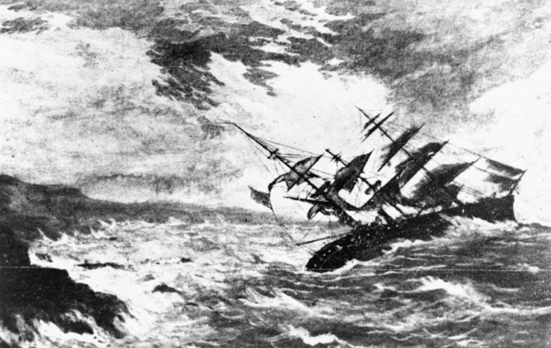 The wreck of the Royal Charter in 1859 led to systematic weather observations in the UK—but researchers need help reading them all.