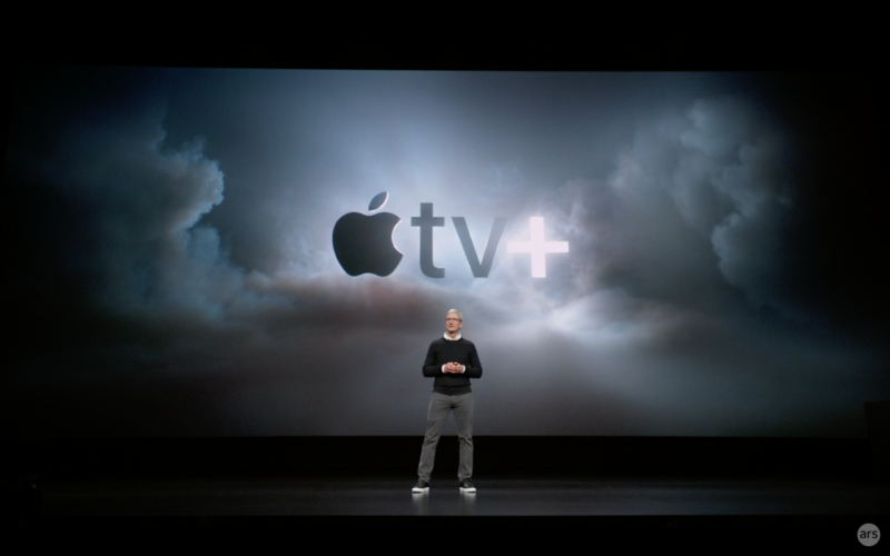 Apple takes on Netflix with its own original TV service