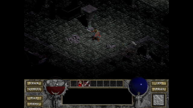 Blizzard has handed Diablo 1's keys to GOG, and you can buy