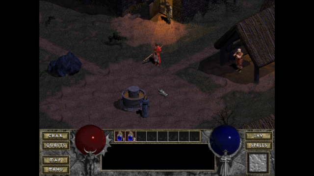 Blizzard has handed Diablo 1's keys to GOG, and you can buy it right