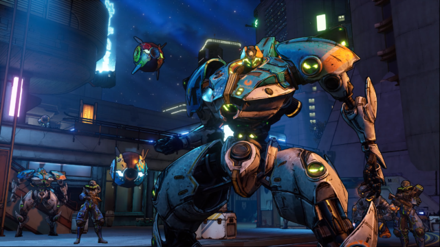 Borderlands 3 is the next big Epic Games Store exclusive