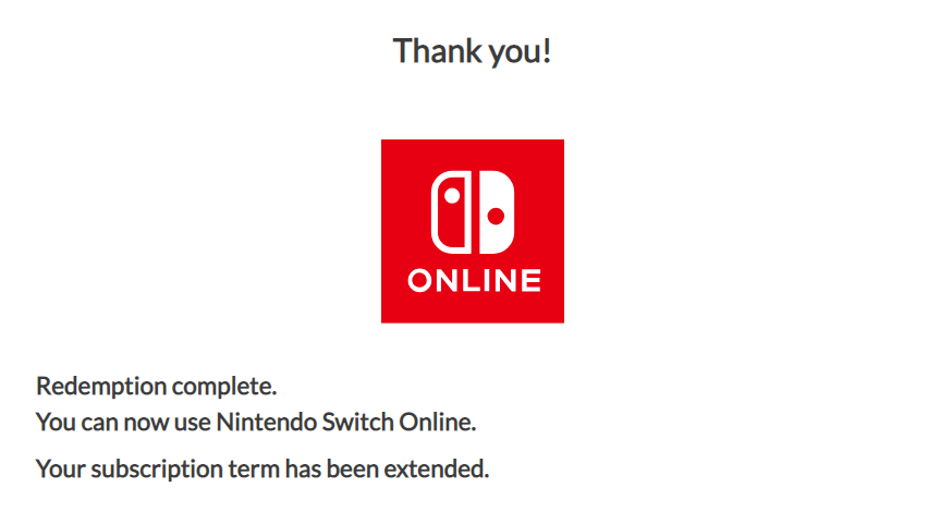 Here How You Can Claim 1 Year Free Nintendo Switch Online Service