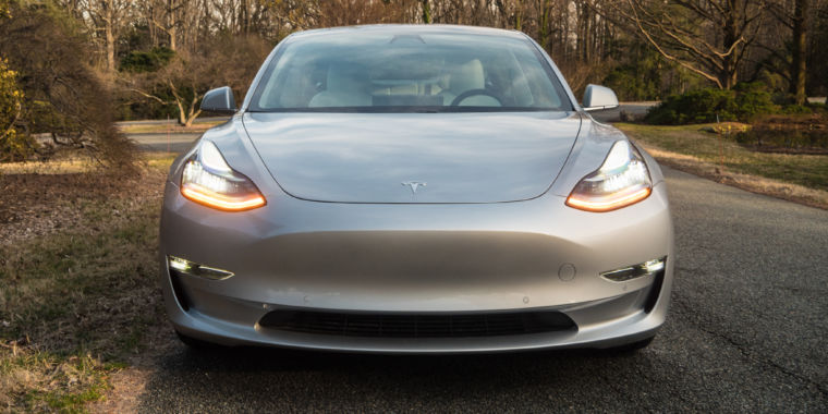 Tesla starts renting Model threes, $37,000 variation is now software-locked thumbnail