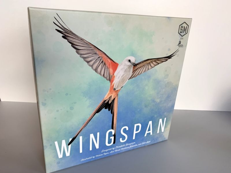 Wingspan review: A gorgeous birding board game takes flight