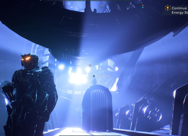 <em>Anthem</em> may look gorgeous. But what's that worth when it makes your console hard-lock to the point of fully powering down?