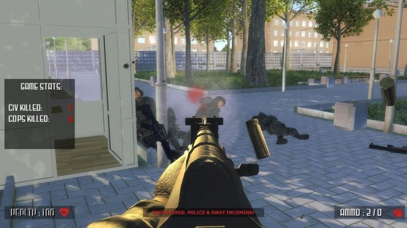 "While games like <em>Active Shooter</em> were rejected from Steam for ""straight-up trolling,"" that doesn't seem to be the case with <em>Rape Day</em>."