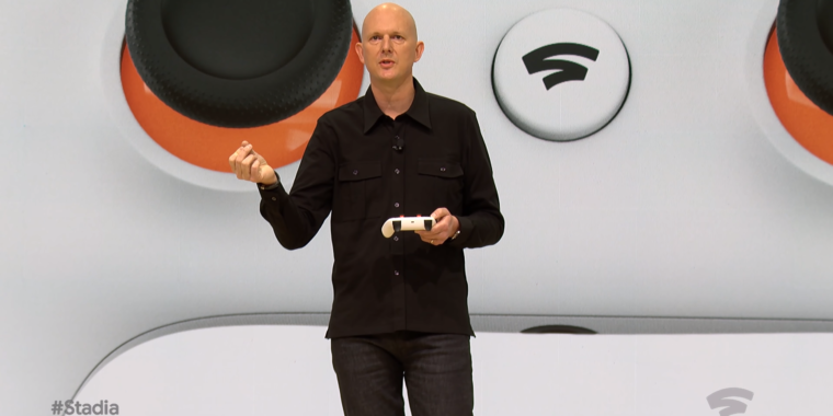 "Google Stadia will support ""a variety of business models"""