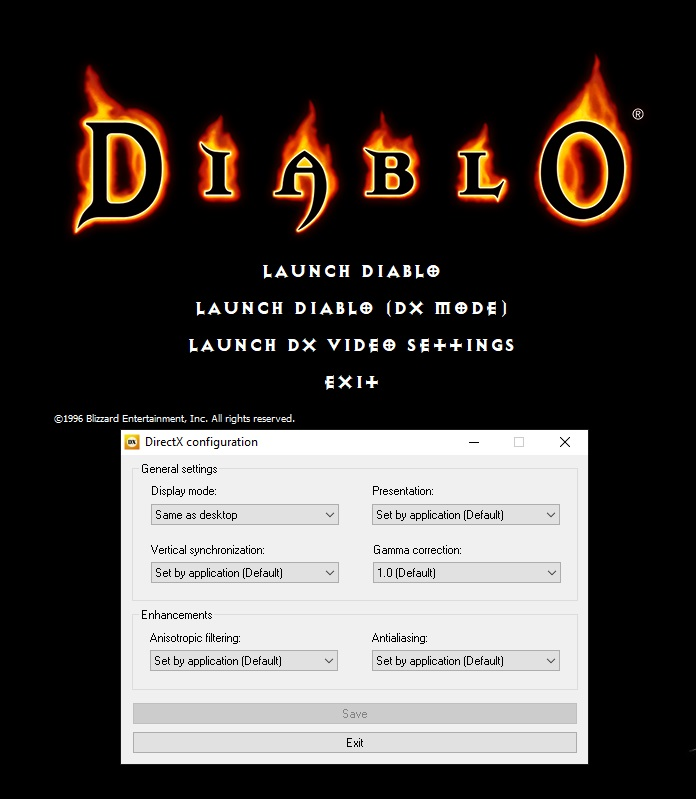 Diablo Now Available on GOG free-DRM | guru3D Forums