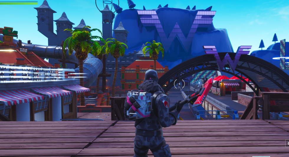 Fortnite teams with Weezer in attempt to become the next Second Life
