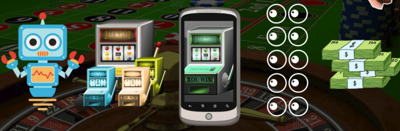 Two indie devs explain how they used automation, a single Google Play account, and a single slot-machine template to create and distribute over 1,000 slot machine apps.