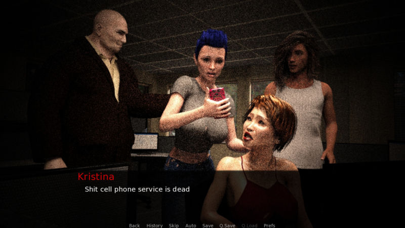 One of the few safe-for-work images of <em>Rape Day</em> offered on the game's Steam page before it was taken down.