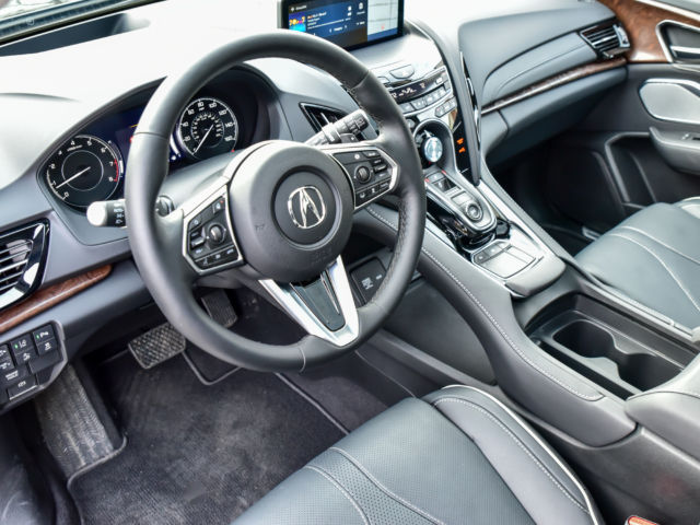 Fast and fun, but flawed: The Acura RDX reviewed | Ars Technica