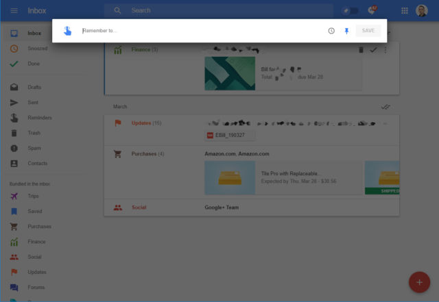 Here lies Google Inbox, a radical rethink of how email should work